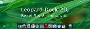 Leopard Dock 2D -Bezel Style- by REO-2007