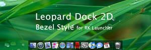Leopard Dock 2D -Bezel Style-