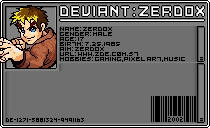 ZDE id by zerdox