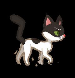 Cat-walking-animation