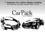 CarPack - Custom Shapes by omaolain