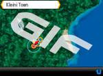 Pokemon Essentials BW V3 - Town Map