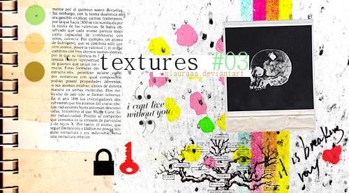 textures 03 by xlauraaa