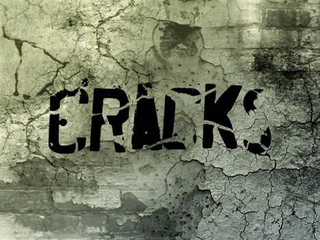 Cracks Brushes by Miamoto