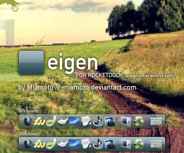 Eigen Dock Skin by Miamoto