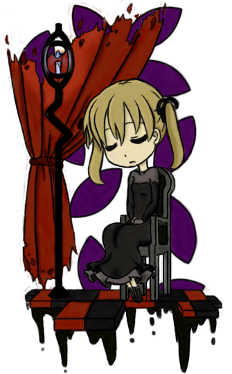 Maka's madness by zukosexy16