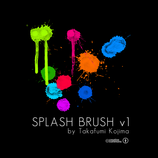 SPLASH BRUSH v1