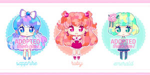 Jewel Adoptables - OPEN (5 euros)