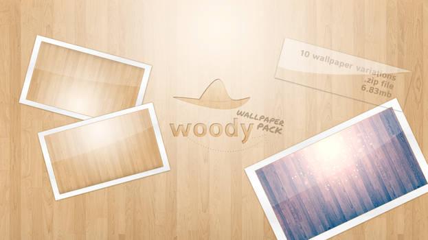 woody wallpaper pack