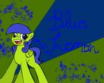 Blue Lemon Wallpaper :request: