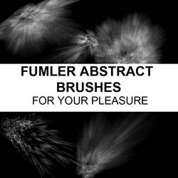 Abstract brushes by FumleR