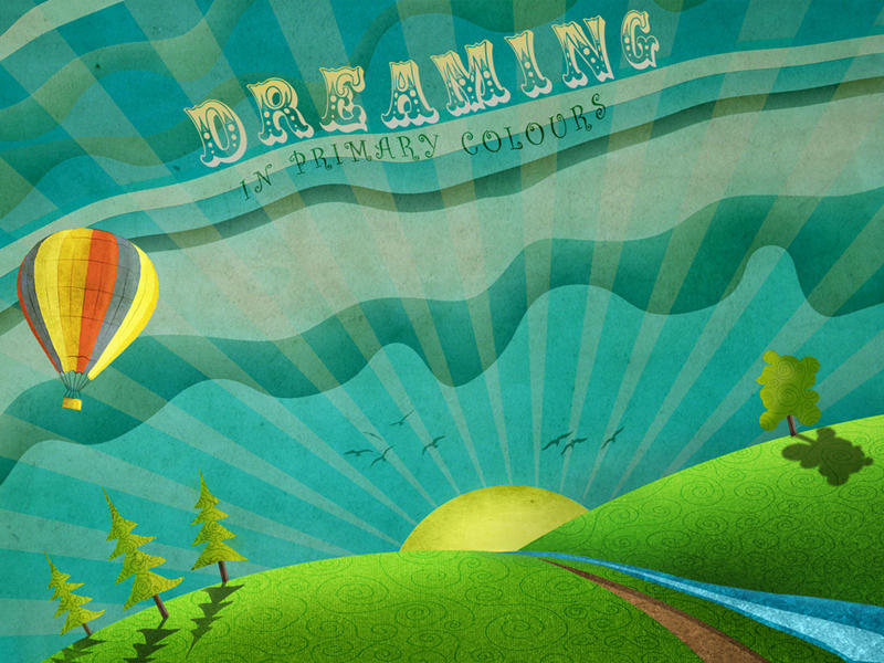 .Dreaming. wallpaper pack by streamline69