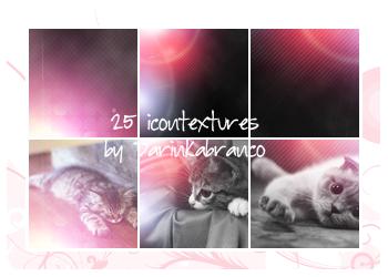 icontextureset02 by BTTRFLYKISS