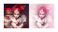 pink fashion psd. by BTTRFLYKISS
