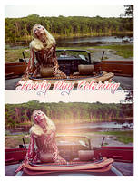 Lovely day - psd by BTTRFLYKISS