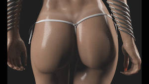 Ass animation and light test