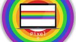 Pixel Rainbow
