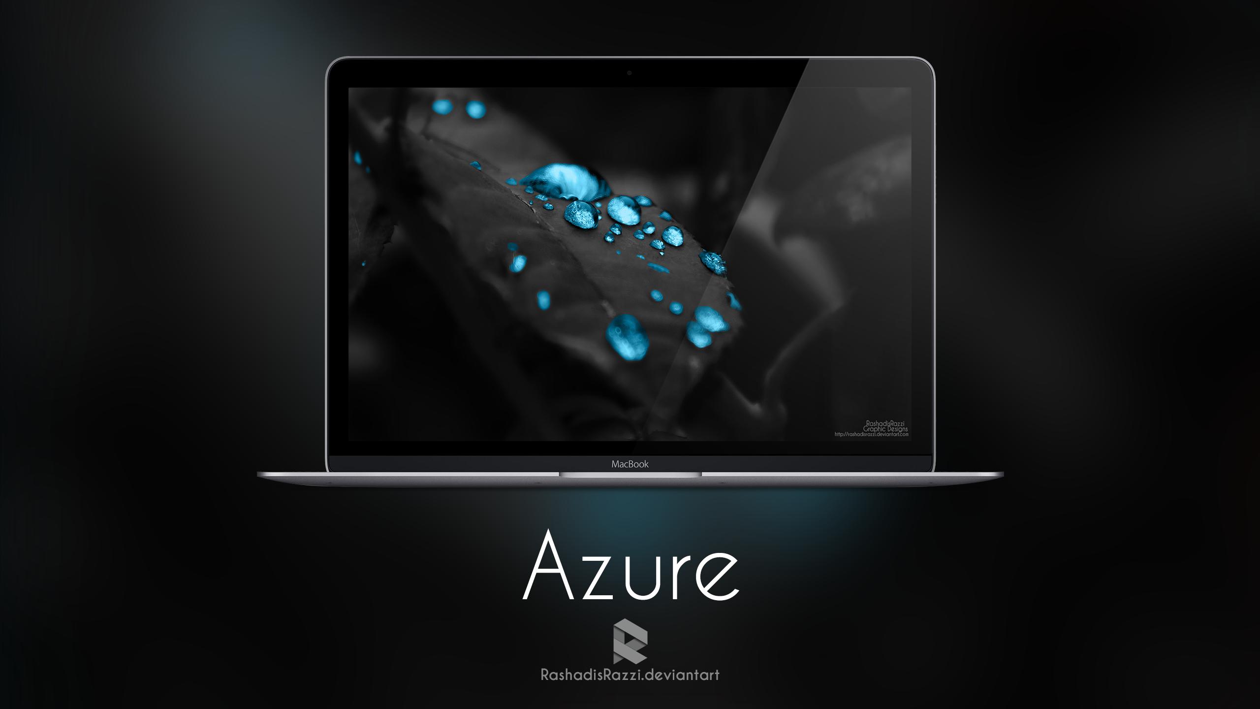Azure by rashadisrazzi