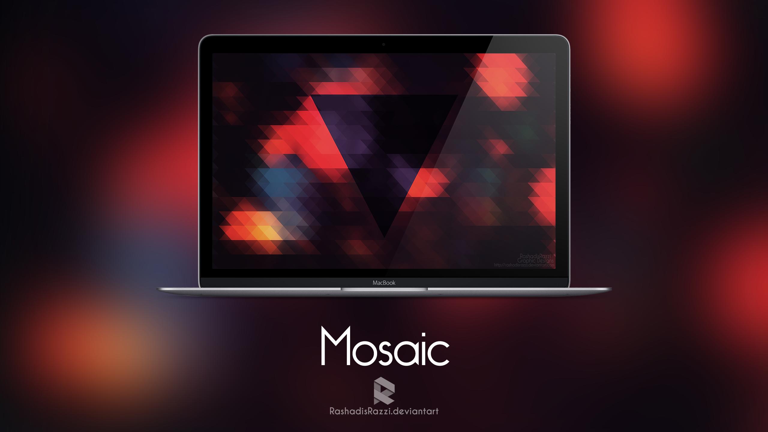 Mosaic by rashadisrazzi