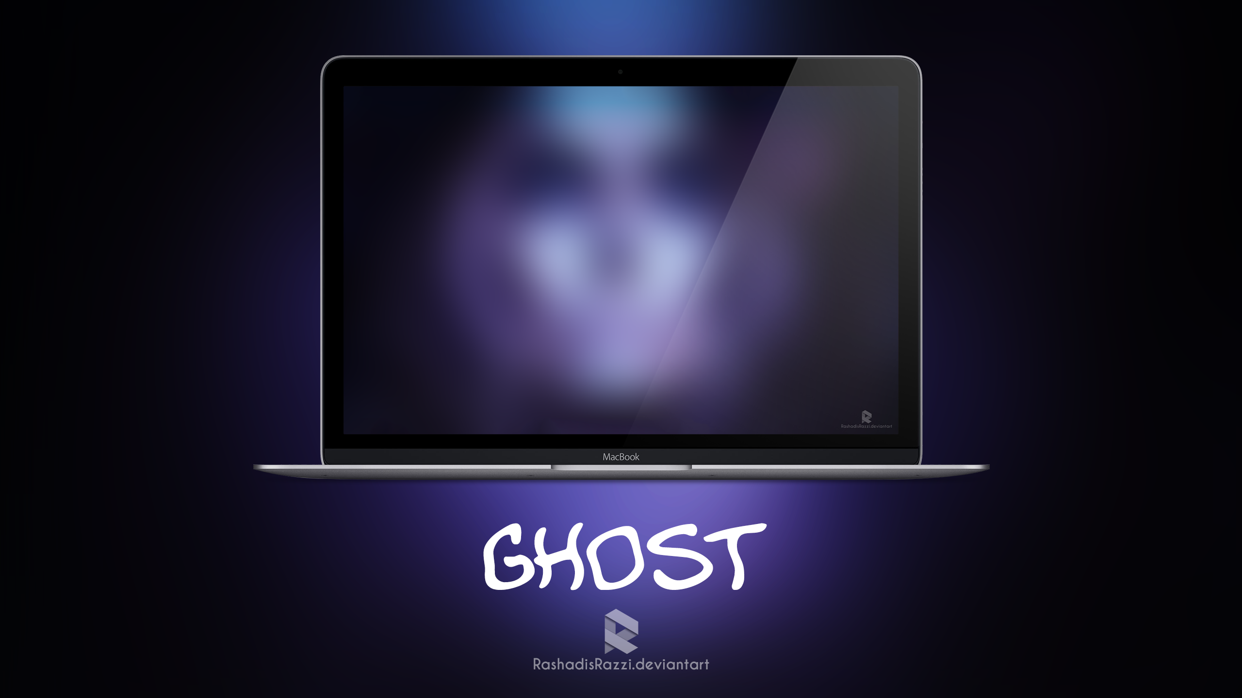 Ghost by rashadisrazzi