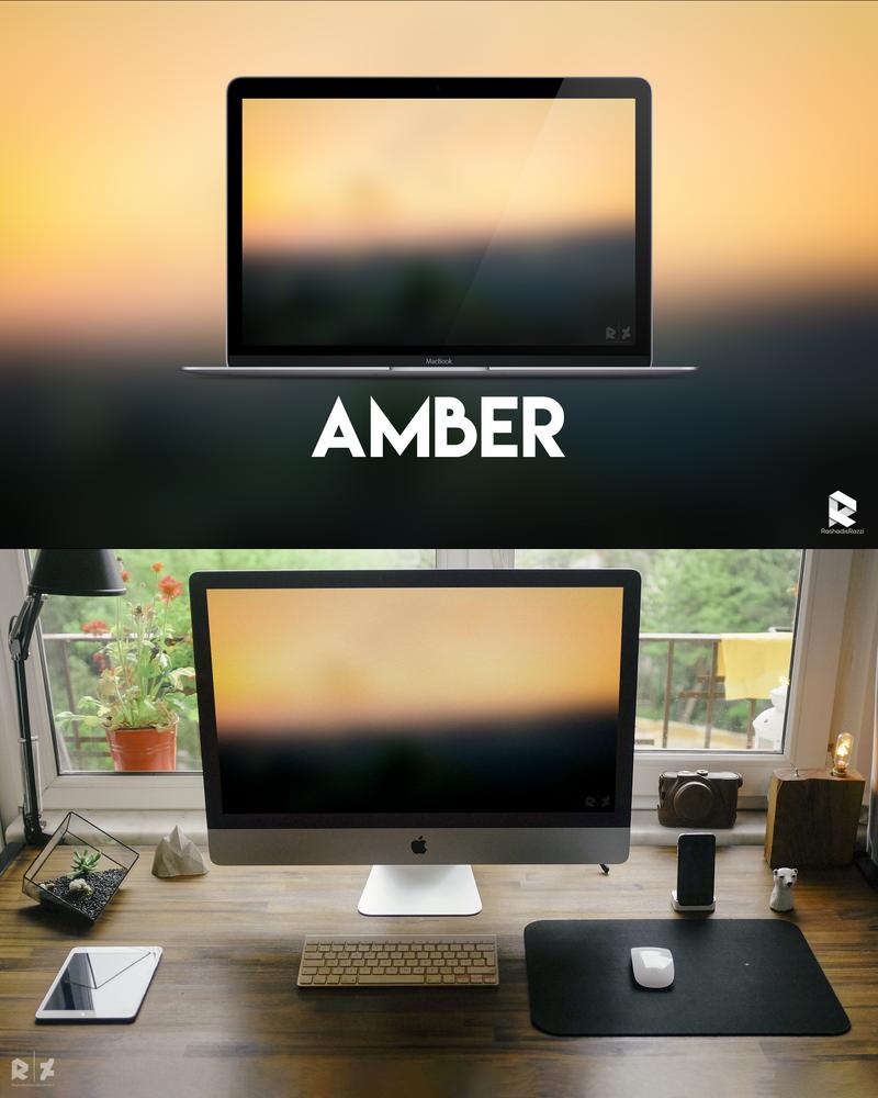 Amber by rashadisrazzi