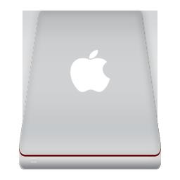 Mac HDD icon 2 by FocusMan