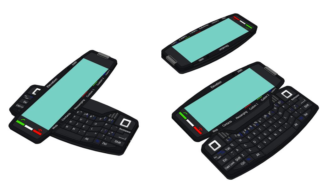 Elevation X980 Phone skp by pangeranberbajuputih