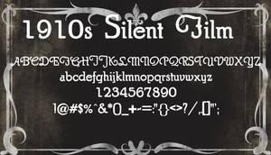 1910s Silent Film