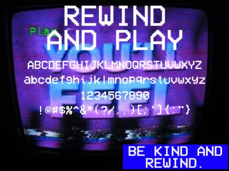Rewind and Play