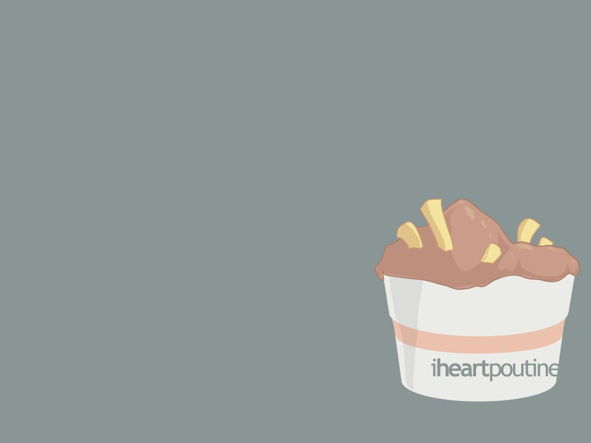 I Heart Poutine by pixelfish