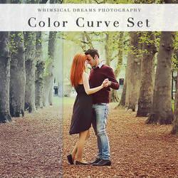 Color Curve Set - Photoshop Actions