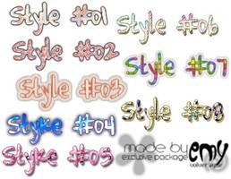 Styles:O1 by emyliie