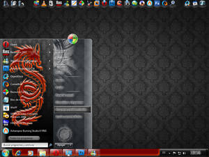 Dragon VS for Windows 7