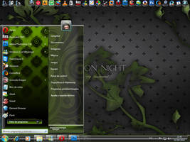 Poison Night Windows 7 VS by rumpibul