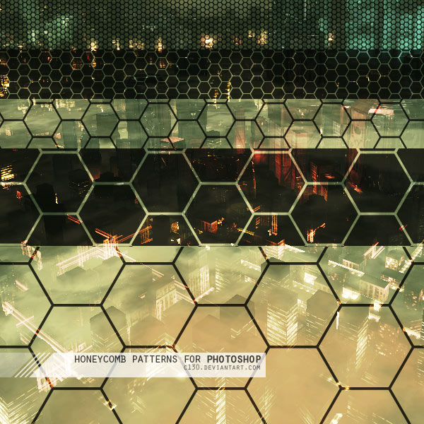 Honeycomb Patterns for PS6+ by C130