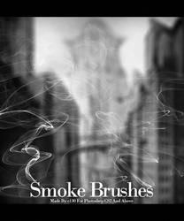 Smoke Brushes