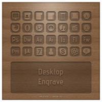 Desktop Engrave by TheDrake92