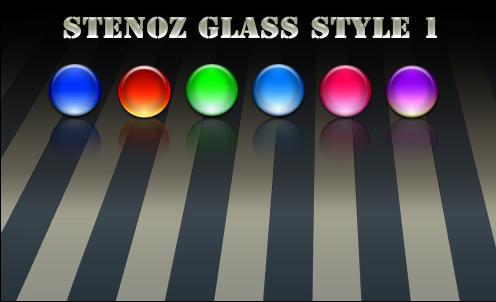 Stenoz Glass Style 1 by stenoz72