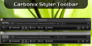 CarboniX Styler Toolbar by Gutuu