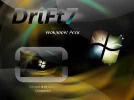 DriFt7 Wallpaper Pack by Gutuu