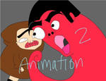 Gerty Animation 2 by OldschoolCartoons