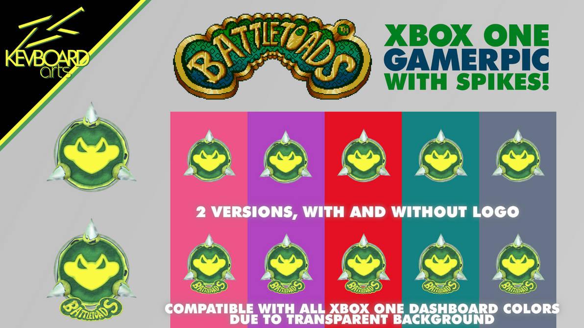 Xbox One -Custom Gamerpics- BATTLETOADS Spike Icon by kevboard on DeviantArt