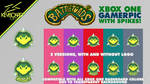 Xbox One -Custom Gamerpics- BATTLETOADS Spike Icon