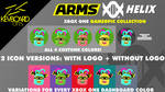 Xbox One -Custom Gamerpics- ARMS - HELIX