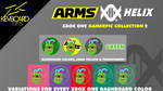 XBOX GAMERPIC - Arms HELIX - Green