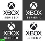 Xbox Series X // LOGO // Vector