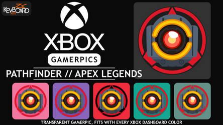 XBOX GAMERPICS // PATHFINDER // APEX LEGENDS