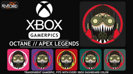 XBOX GAMERPICS // OCTANE // APEX LEGENDS