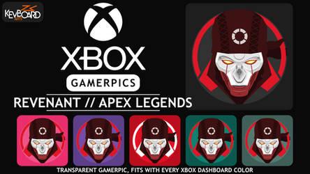 XBOX GAMERPICS // REVENANT v2 // APEX LEGENDS