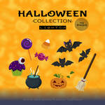 Halloween Collection #1 // Pngs